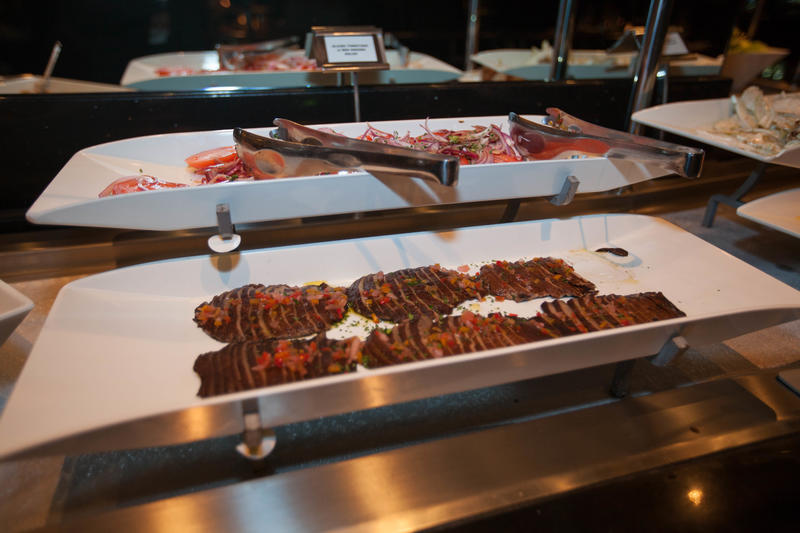 Moderno Churrascaria on Norwegian Getaway