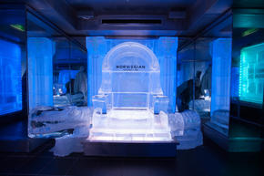 Svedka and Inniskillin Ice Bar
