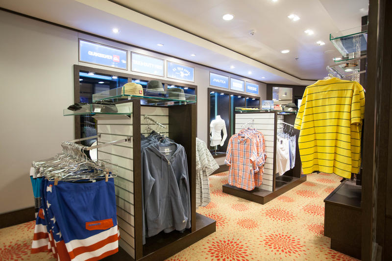 Tides Boutique on Norwegian Getaway