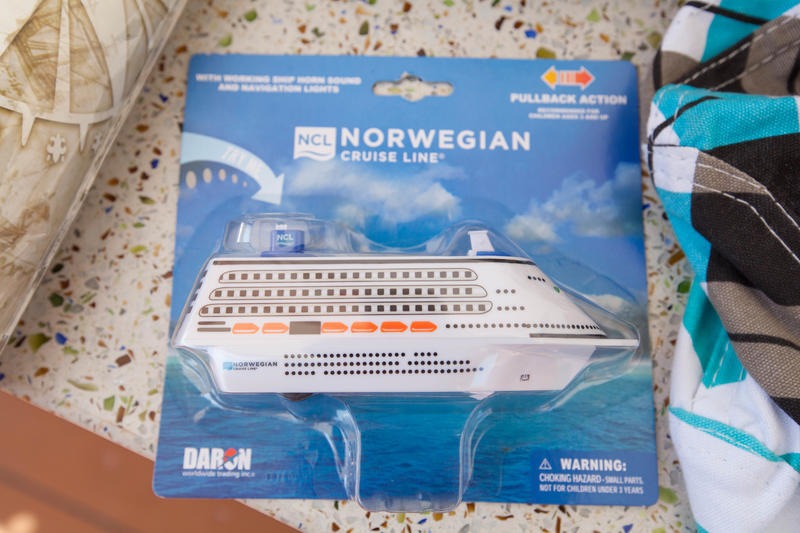 The Marketplace on Norwegian Getaway