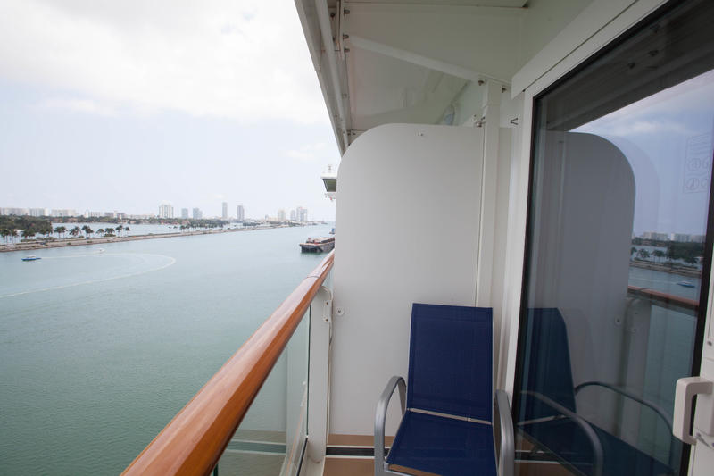 Family Balcony on Norwegian Getaway