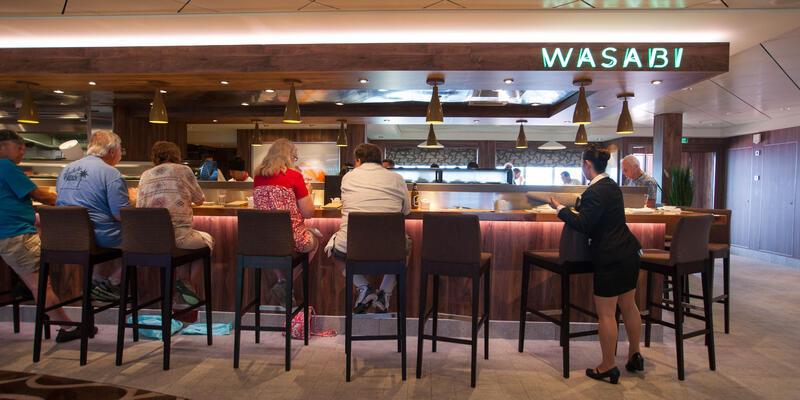 Wasabi on Norwegian Getaway