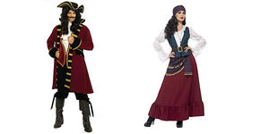 Pirate Costumes (Photo: Amazon)