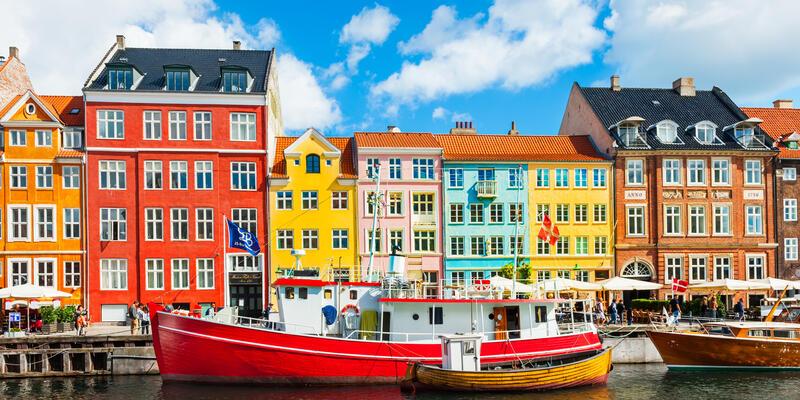 Copenhagen (Photo: Olga Gavrilova/Shutterstock)