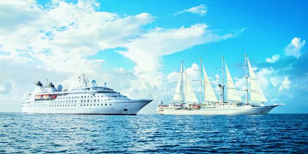 Windstar host sailing and yacht cruises (Photo: Windstar Cruises)