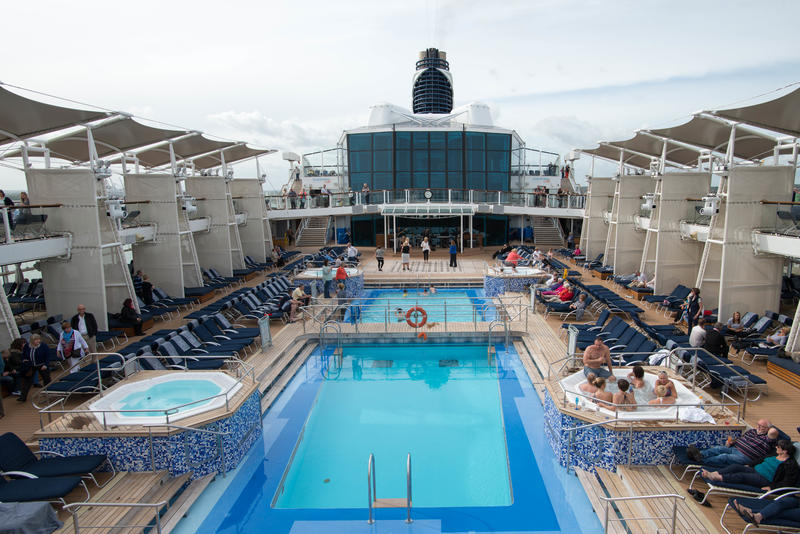 The Pool on Celebrity Eclipse