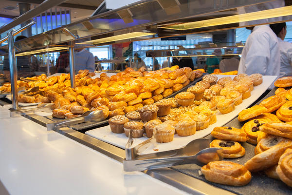 Oceanview Cafe on Celebrity Eclipse (Photo: Cruise Critic)