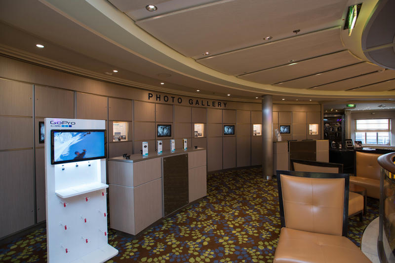 Photo and Video Gallery on Celebrity Eclipse