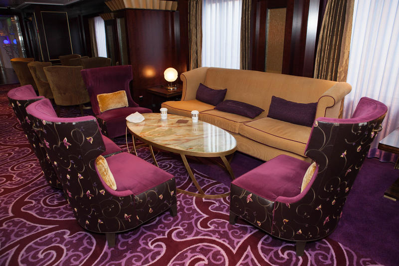 Ensemble Lounge on Celebrity Eclipse