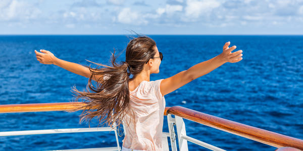 How Not to Get Sick on a Cruise: 10 Tips (Photo: Maridav /Shutterstock)