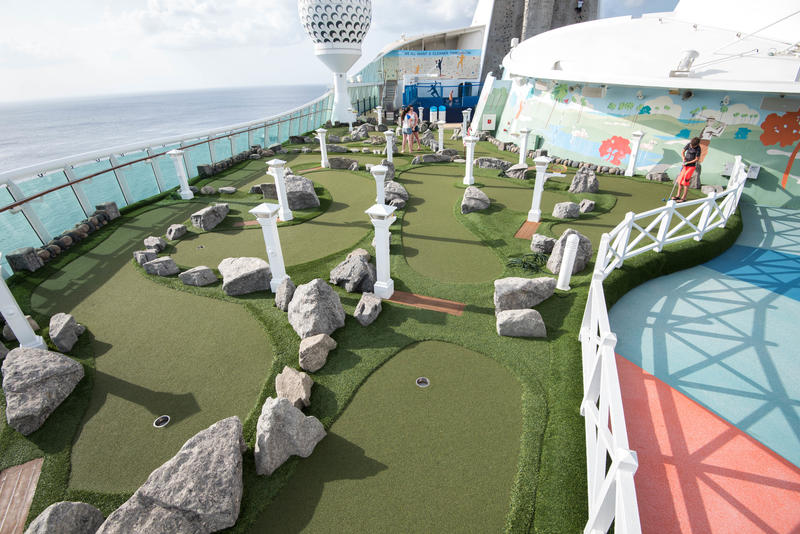 Freedom Fairways on Freedom of the Seas