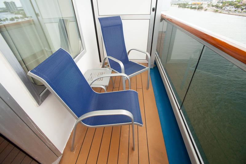 The Balcony Cabin on Carnival Breeze