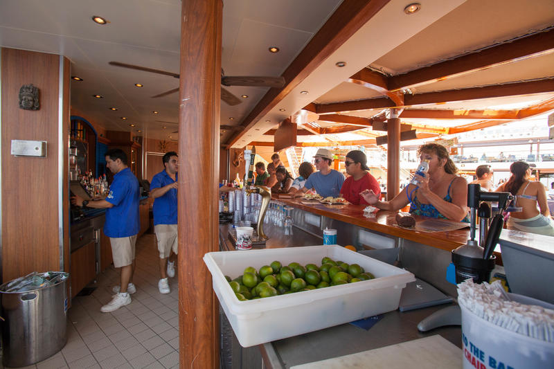 BlueIguana Tequila Bar on Carnival Breeze