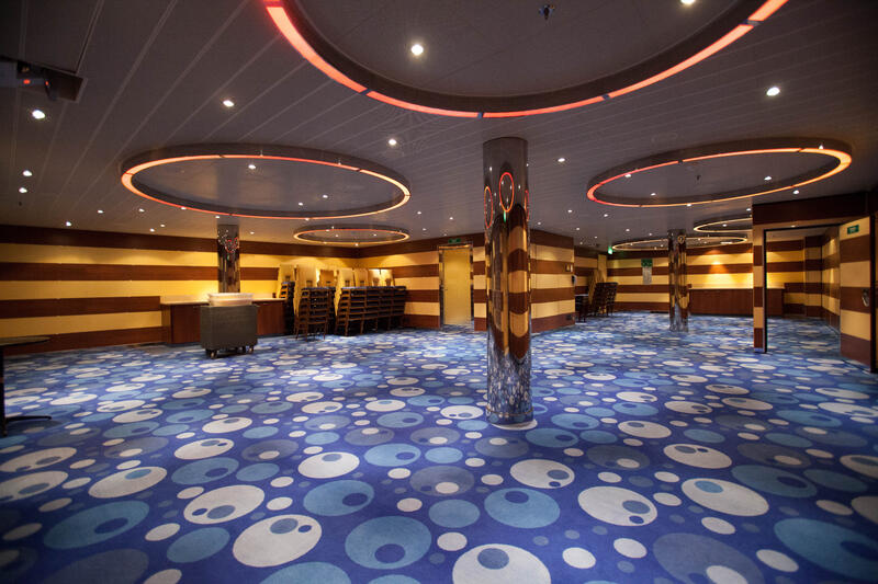 Conference Center on Carnival Breeze