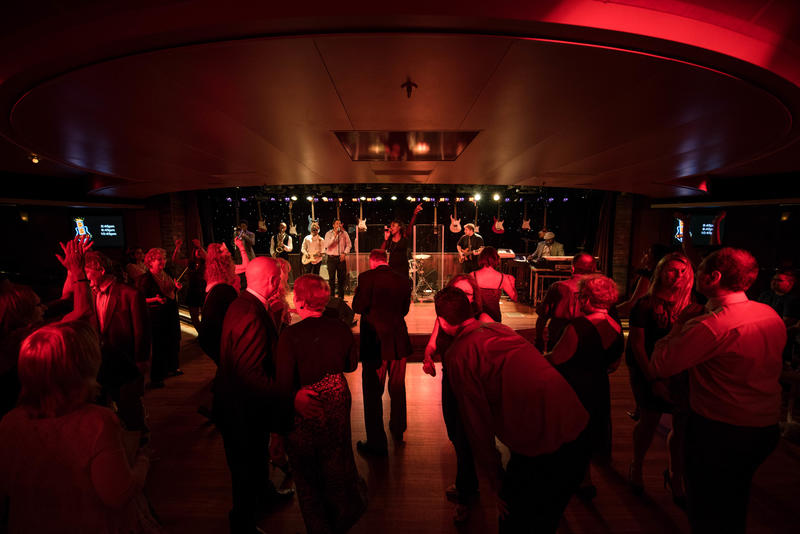 B.B. Kings Blues Club on Noordam