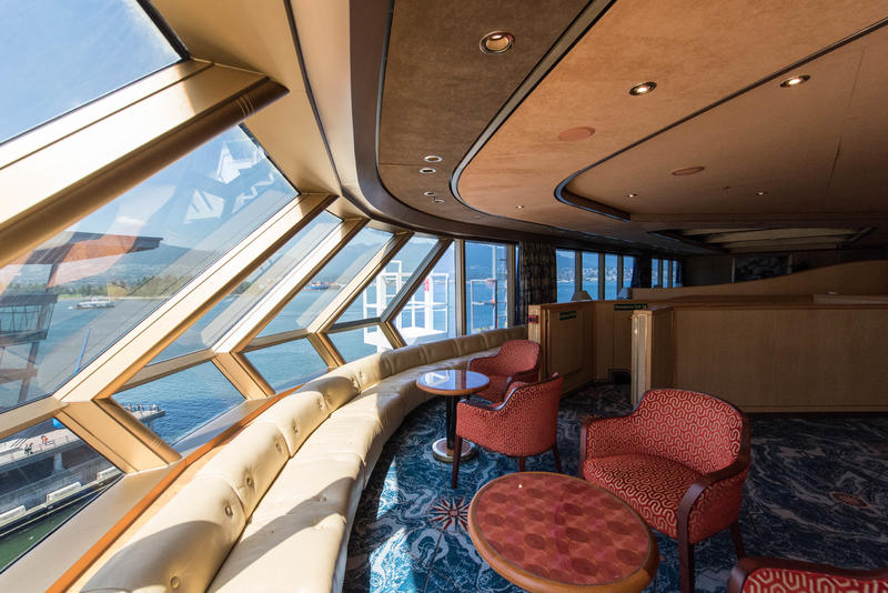 Crow's Nest on Noordam