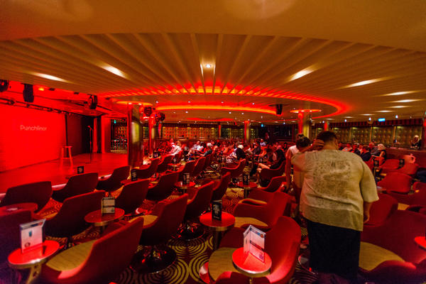 Laughs at Sea: Cruise Ship Comedy Shows (Photo: Cruise Critic)