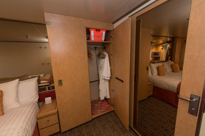 The Accessible Cabin on Noordam