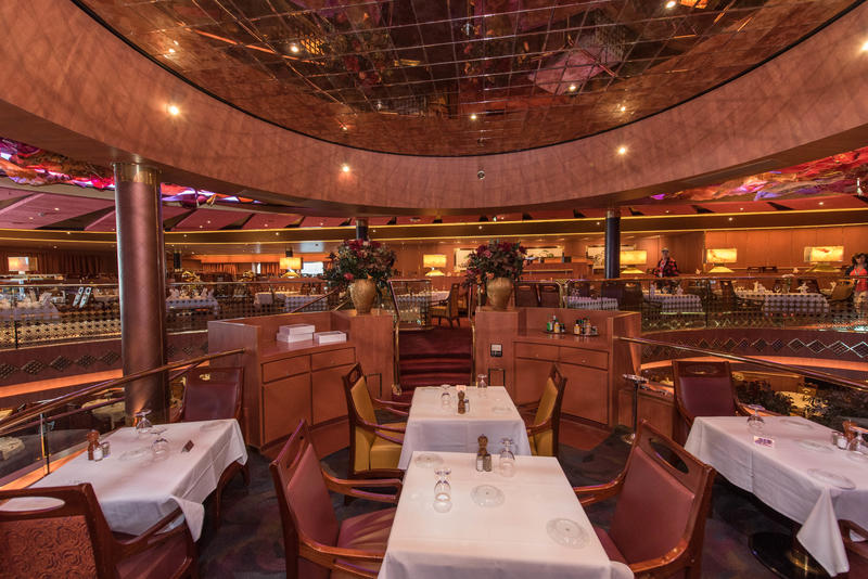 Vista Dining Room on Noordam