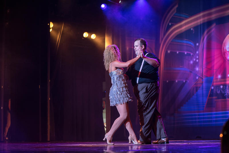 Dancing With the Stars at Sea on Noordam