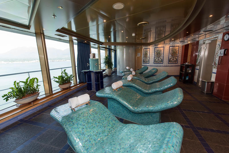 Thermal Suite on Noordam