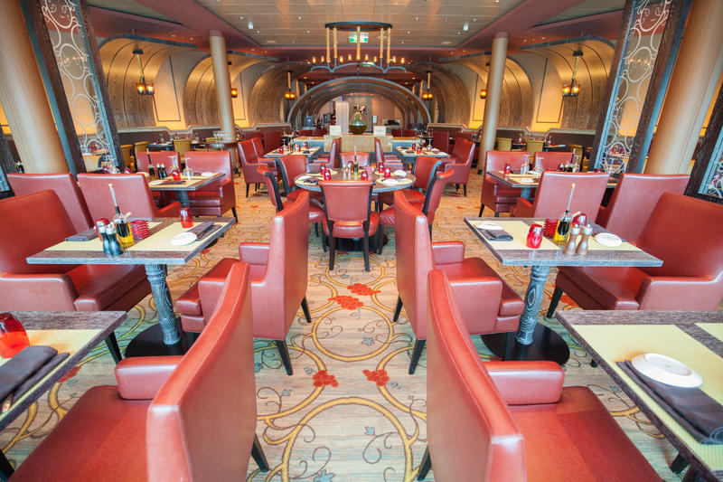 Tuscan Grille on Celebrity Reflection