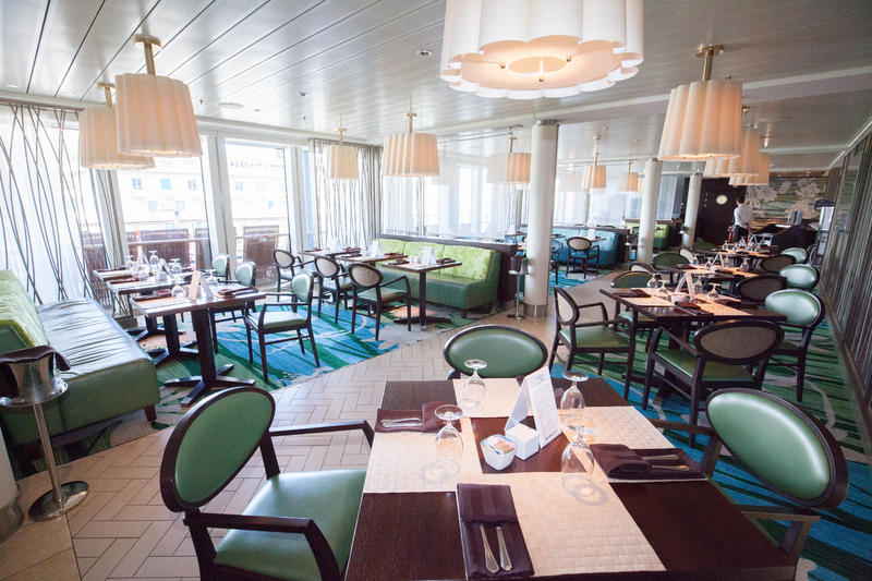Bistro on Five on Celebrity Reflection