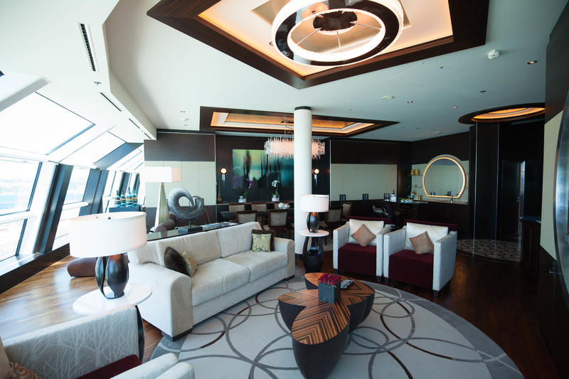 The Reflection Suite on Celebrity Reflection