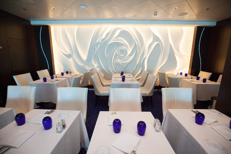 Blu on Celebrity Reflection