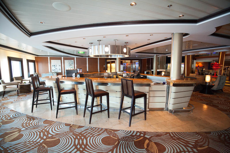 Grand Foyer on Celebrity Reflection