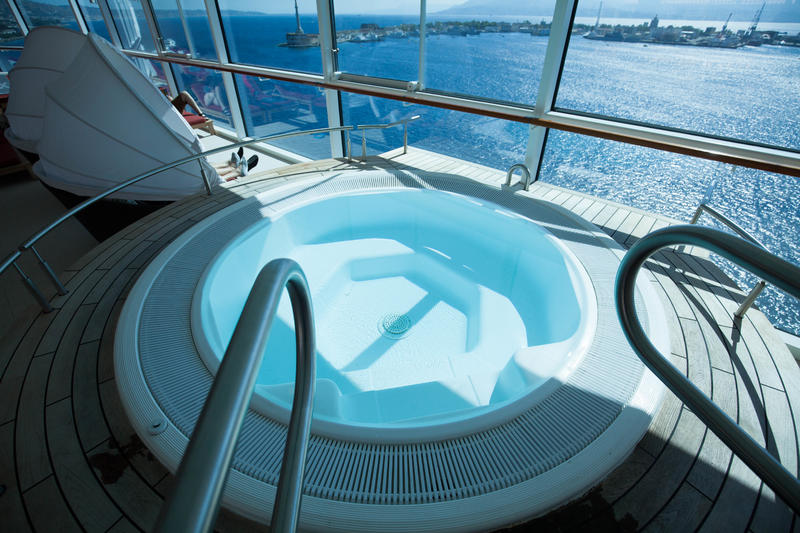 The Whirlpools on Celebrity Reflection