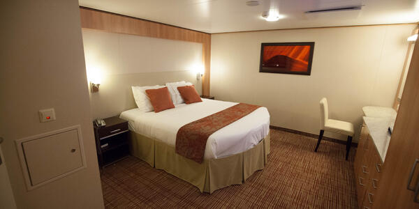 The Accessible Inside Cabin on Celebrity Reflection