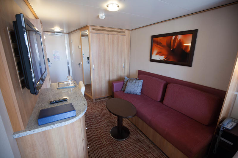 The Veranda Cabin on Celebrity Reflection