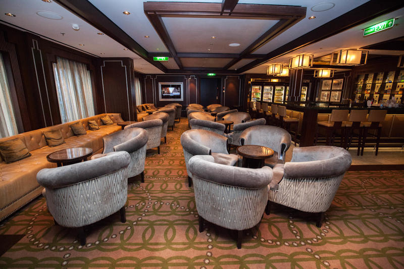 Michael's Club on Celebrity Reflection