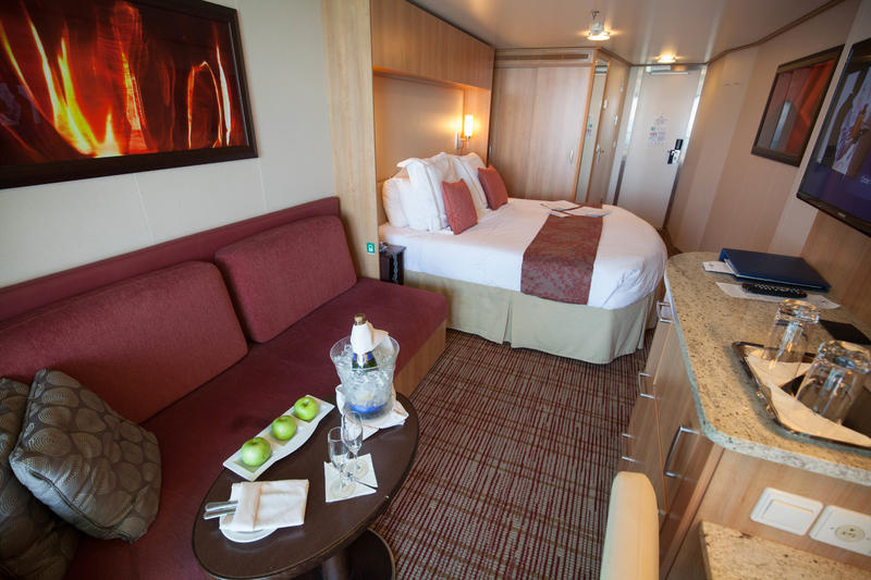 The Concierge Class Cabin on Celebrity Reflection