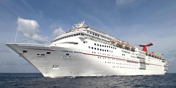 Carnival Ecstasy (Photo: Carnival Cruise Line)