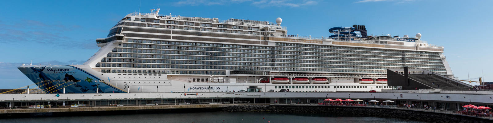 Norwegian Bliss Cruise Ship Review Photos Amp Departure Ports On Cruise Critic