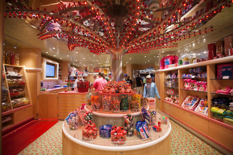Cherry On Top on Carnival Sunshine