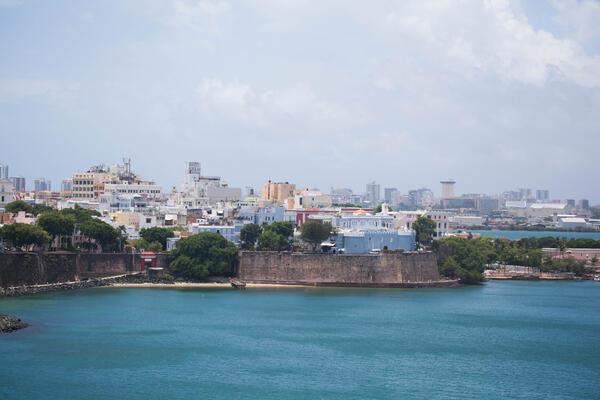 San Juan Port