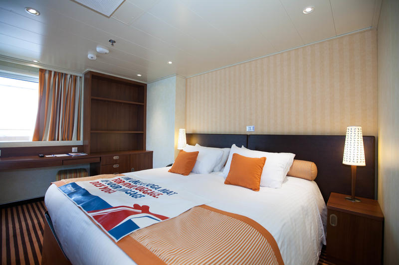 The Captain's Suite on Carnival Sunshine