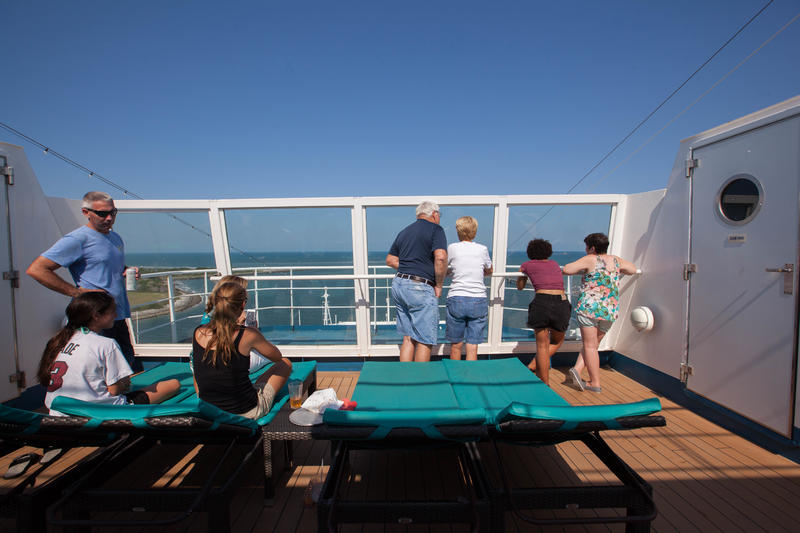 Sailaway on Carnival Sunshine