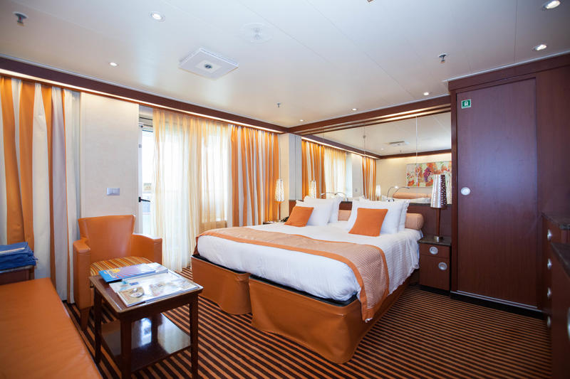 The Grand Suite on Carnival Sunshine
