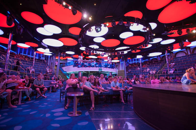 Seuss-A-Palooza Story Time on Carnival Sunshine