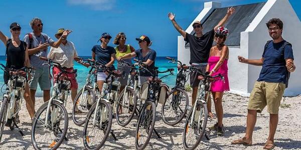 Biking tour in Bonaire (Photo: Viator)