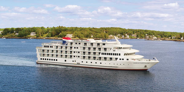 American Constitution (Photo: America Cruise Lines)