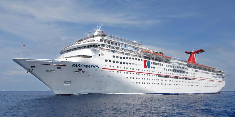 Carnival Fascination (Photo: Carnival Cruise Line)