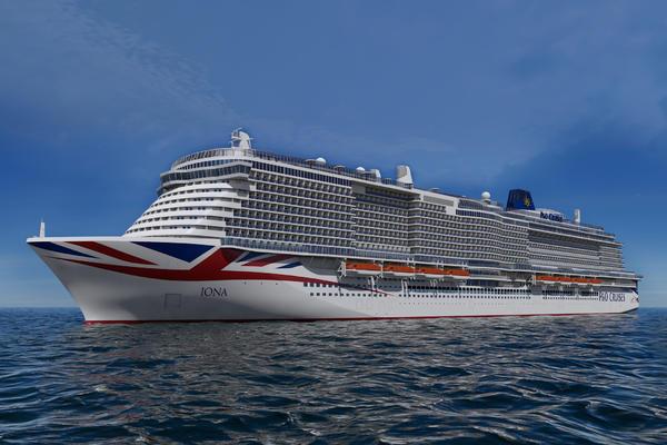 Iona (Image: P&O Cruises)