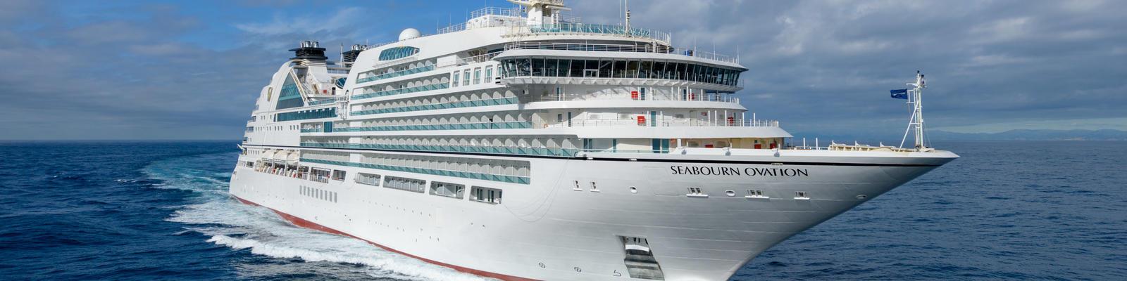 Seabourn Ovation (Photo: Seabourn Cruises)