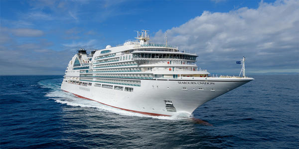 Seabourn Ovation (Photo: Seabourn Cruises)