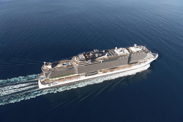 MSC Seaside (Photo: MSC Cruises)